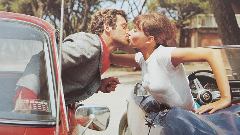 Iconic Moments of the French New Wave