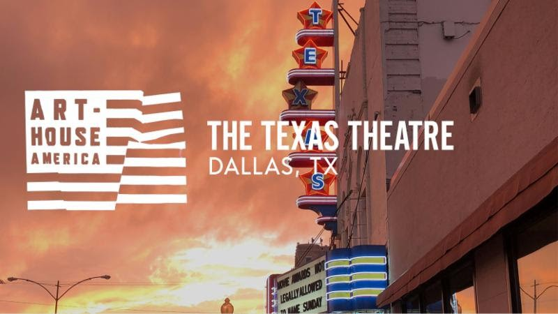 Dropping in on the Texas Theatre
