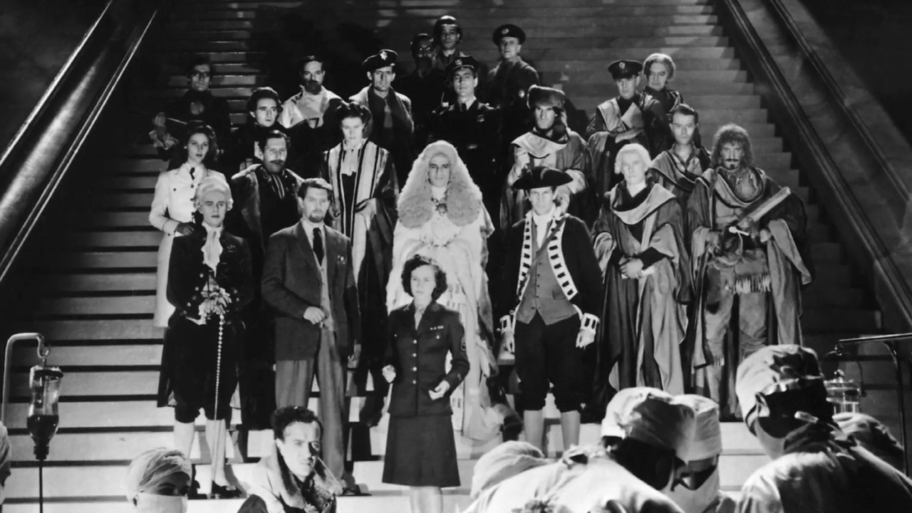 Across the Great Divide: Creating Powell and Pressburger's Stairway to Heaven