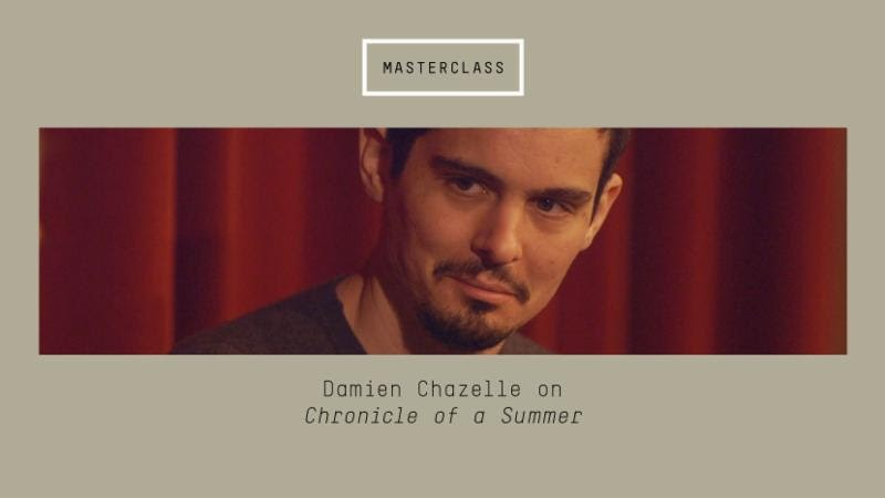Lessons in Vérité with Damien Chazelle
