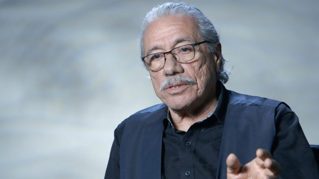 How Edward James Olmos Brought a New Historical Authenticity to the Western