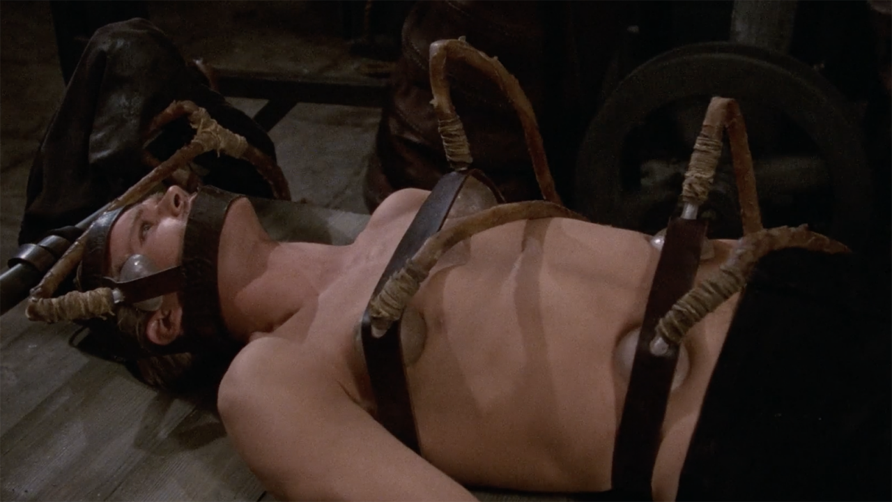 Constructing the Life-Sucking Machine in The Princess Bride