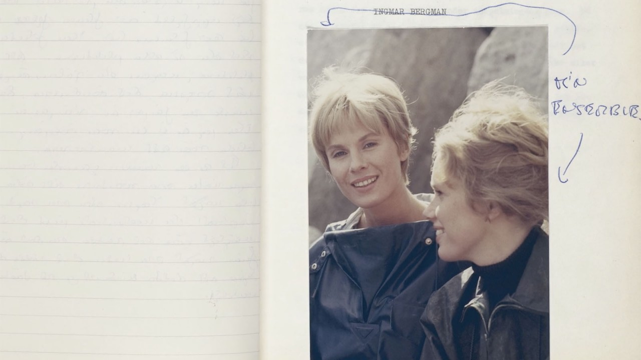 Liv Ullmann and Bibi Andersson, Sisters in the Art
