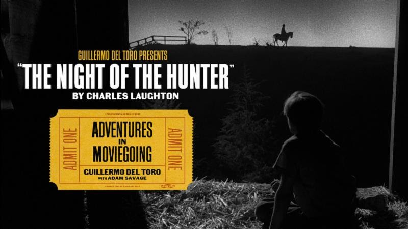 Guillermo del Toro Plunges into the Gothic Horror of The Night of the Hunter