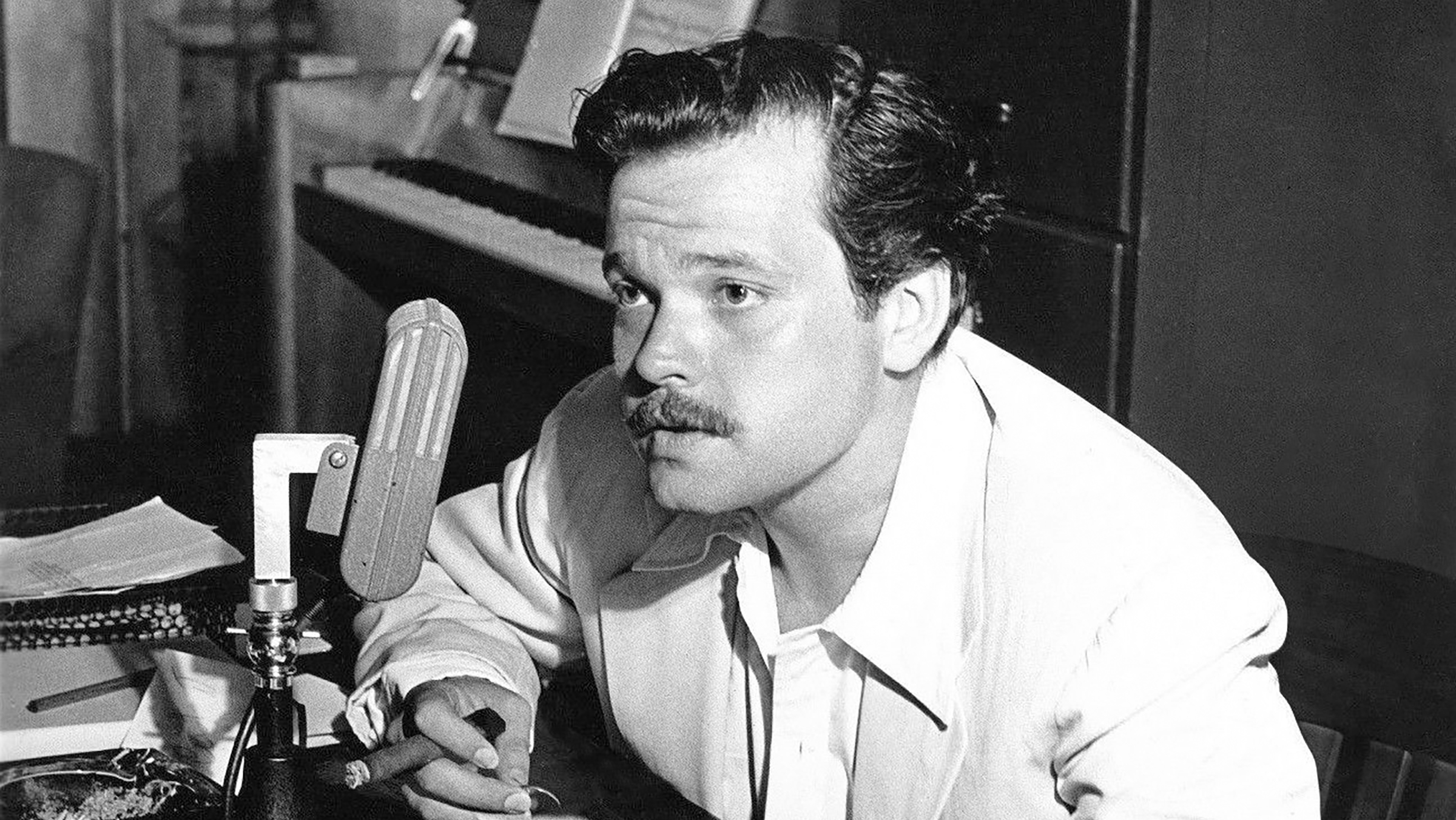 The Voice of Orson Welles