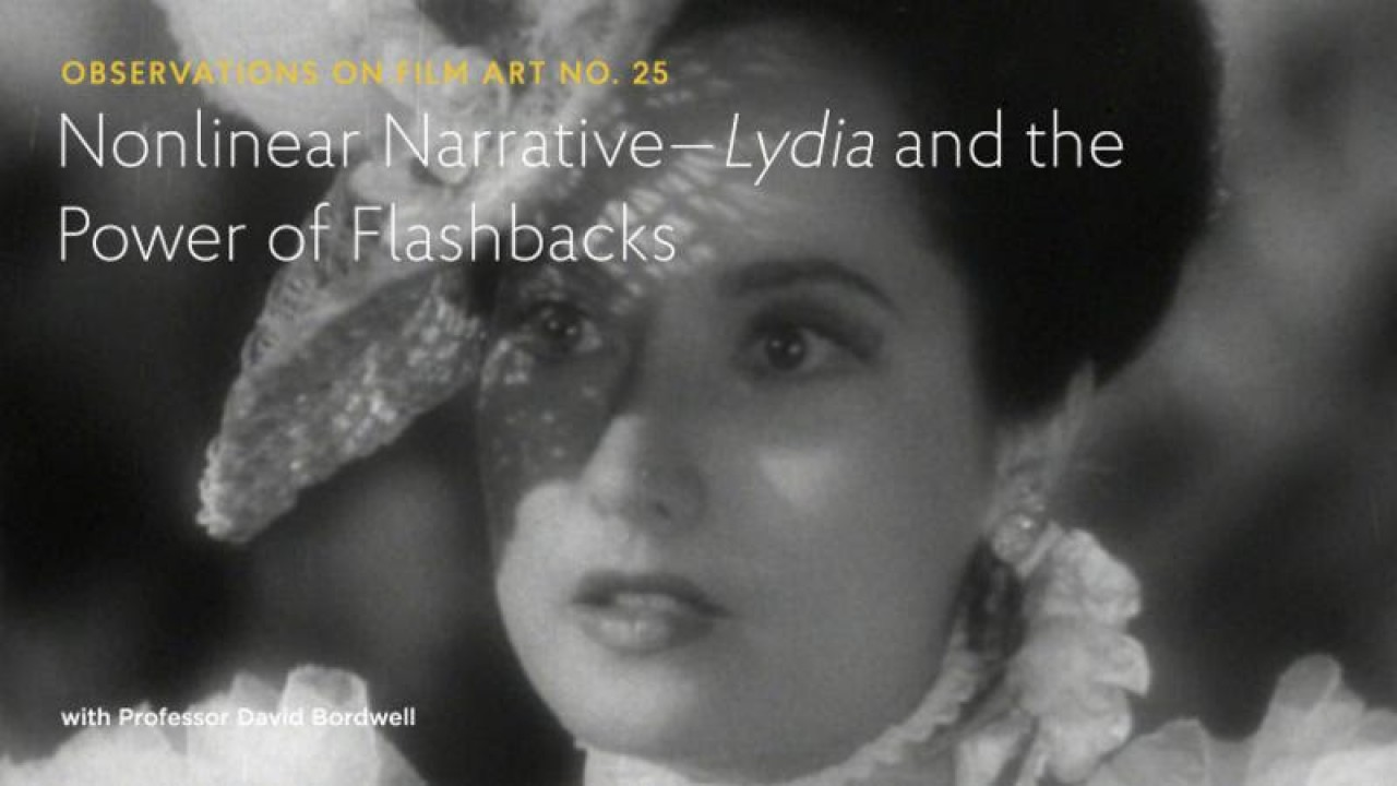 The Power of Flashbacks in Julien Duvivier's Lydia
