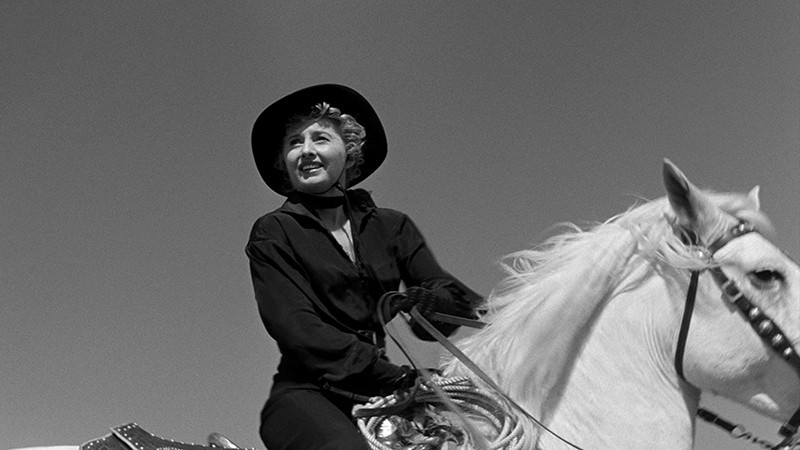 Barbara Stanwyck's Last Great Film Role