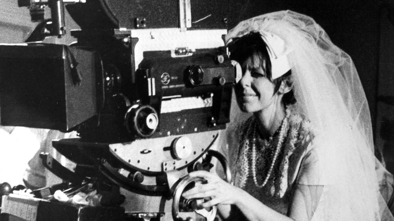 "Elaine May, ""Criminally Underappreciated Moviemaker"""