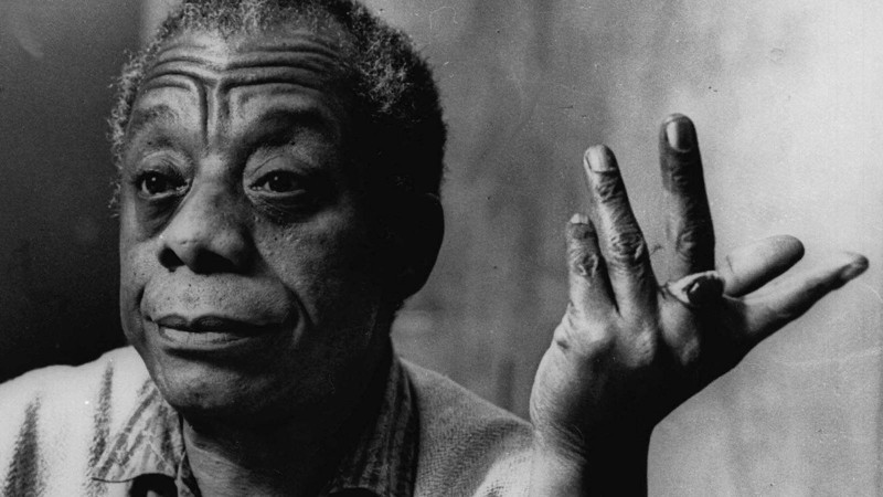 James Baldwin and the Movies