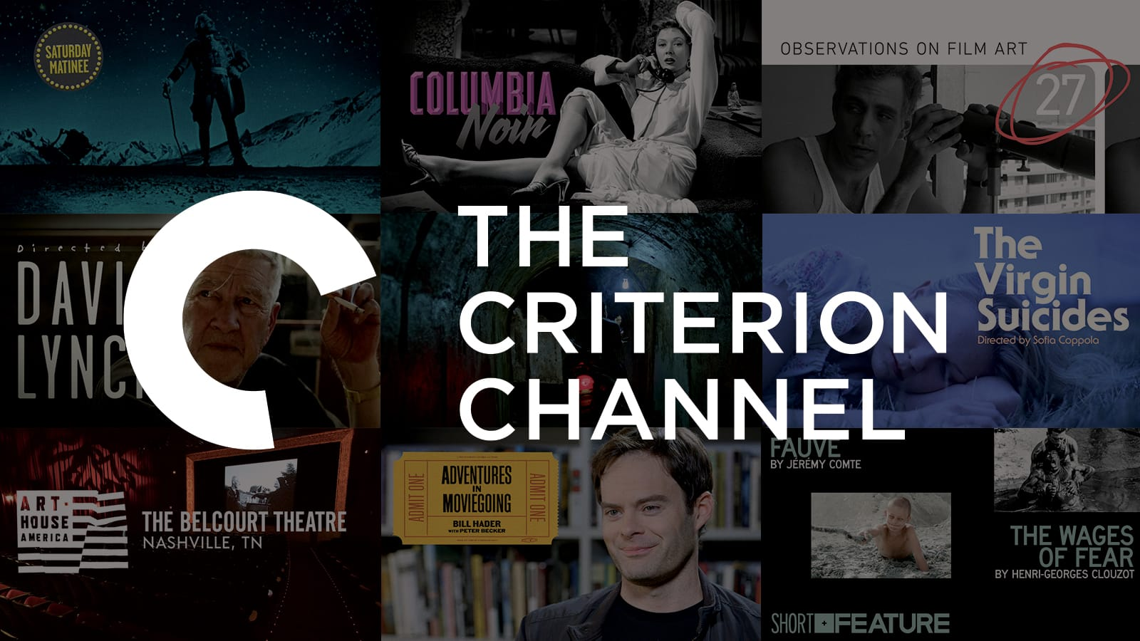 The Criterion Channel Announces Launch Lineup