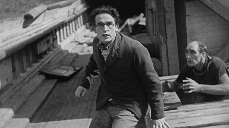 Harold Lloyd's Ingenious Blend of Slapstick and Horror in The Kid Brother