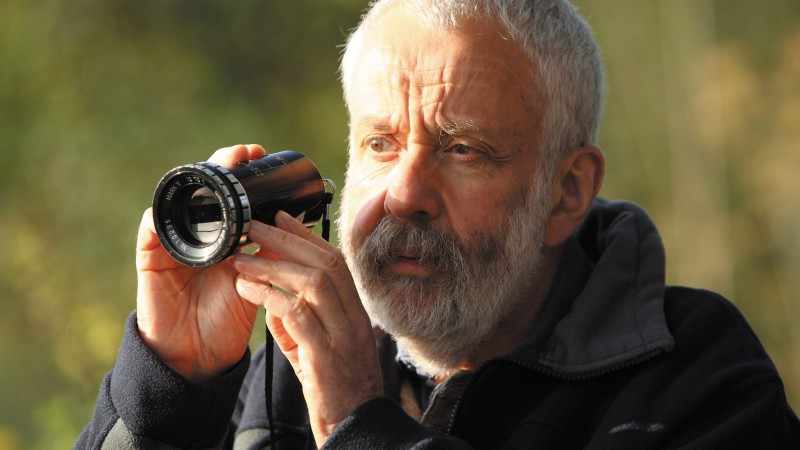A Sit-Down with Mike Leigh