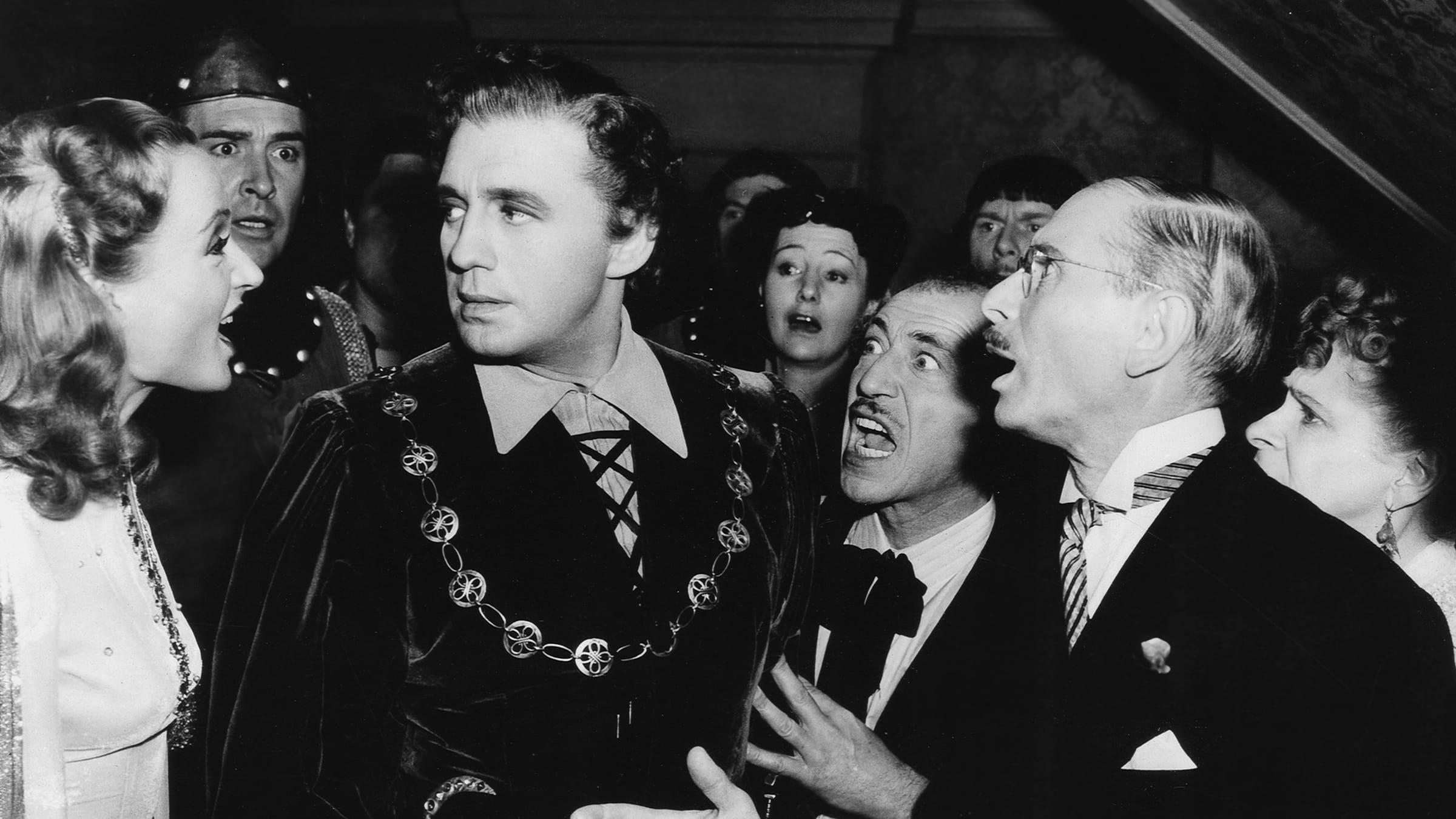 """<div """"="""""""">Love in Bloom: Jack Benny in <em>To Be or Not to Be</em></div><div></div>"""