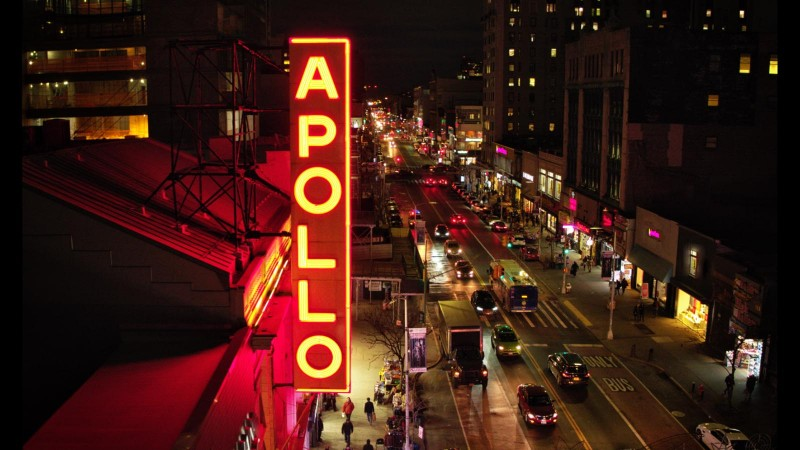 Tribeca Opens at The Apollo