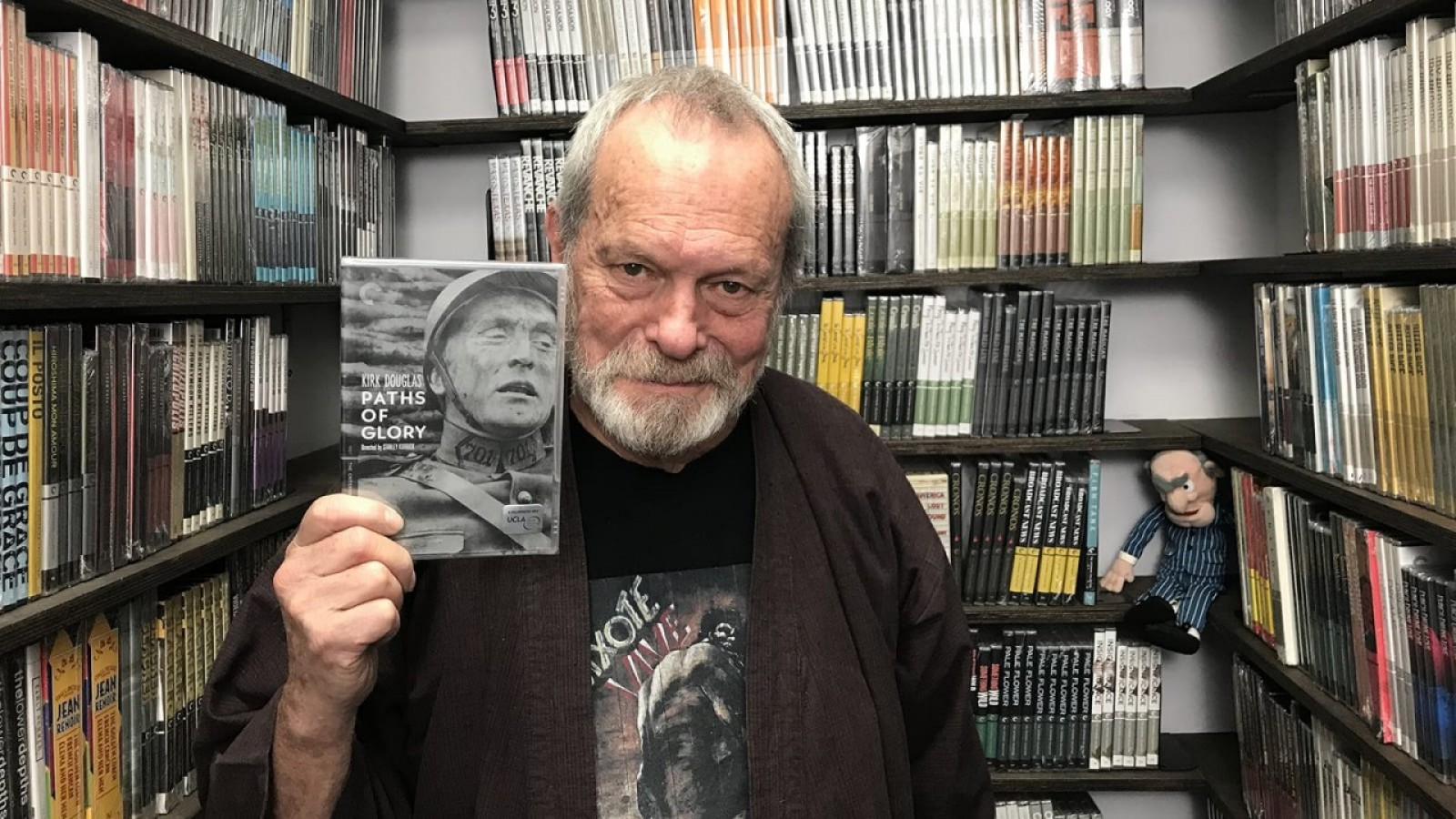 Terry Gilliam's Closet Picks