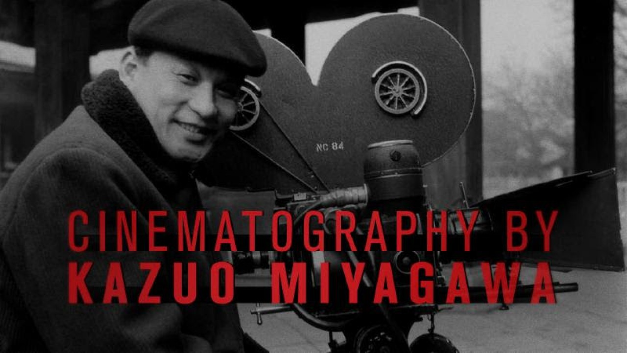 The Versatile Artistry of Japan's Most Revered Cinematographer