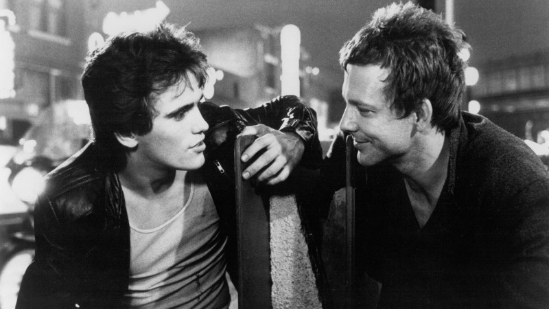 """The Only Sane Person on Rumble Fish"""