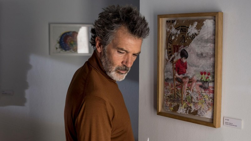 Pedro Almodóvar's Pain and Glory
