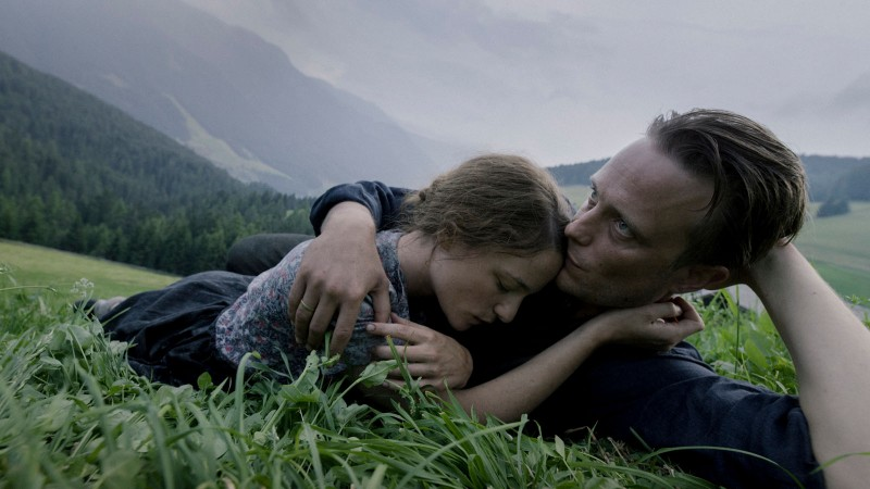 Terrence Malick's A Hidden Life