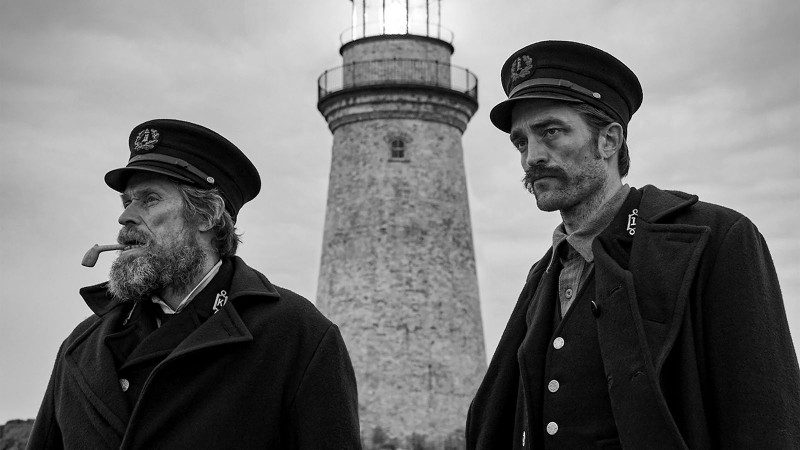 Robert Eggers's The Lighthouse