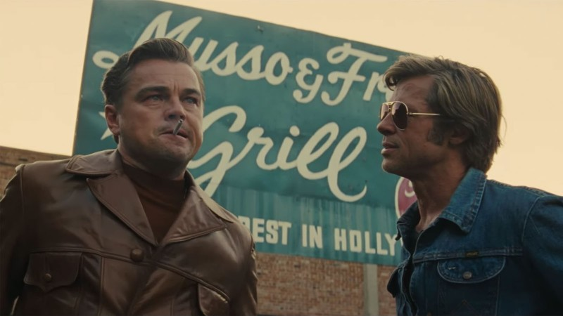 Quentin Tarantino's Once Upon a Time . . . in Hollywood