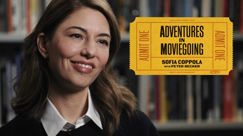 Sofia Coppola Looks Back on Growing Up Cinephile