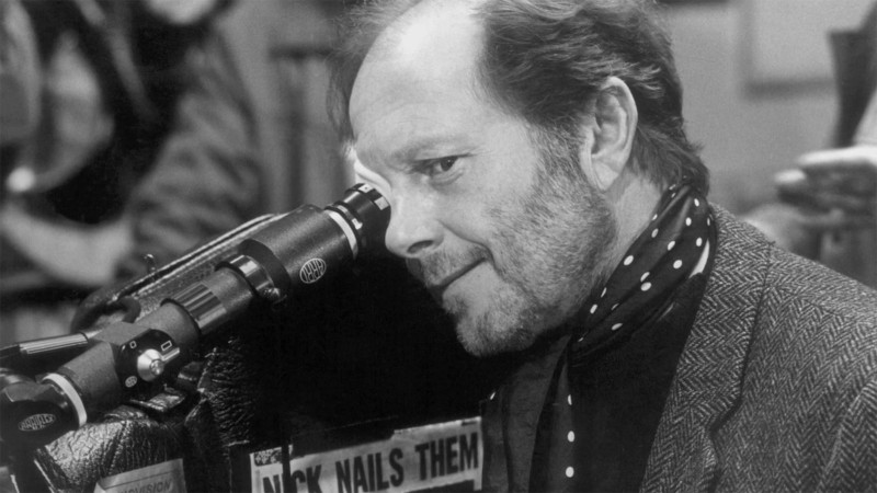 Nicolas Roeg in His Own Words