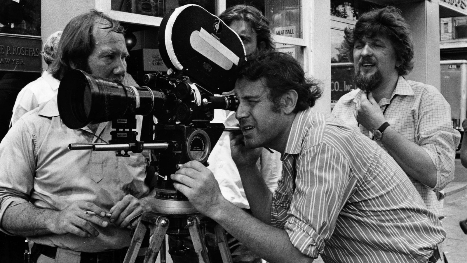 Miloš Forman, the Openhearted Nonconformist