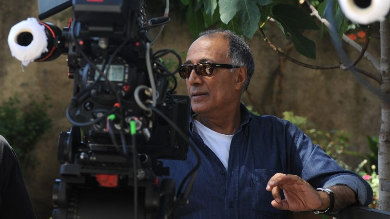 Three Weeks of Kiarostami
