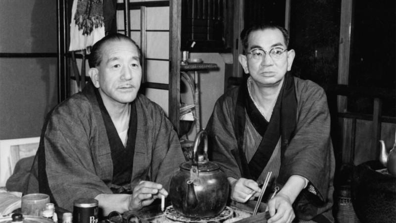Ozu and Noda: Birds of a Feather