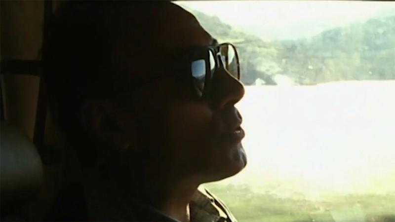 Behind the Wheel with Kiarostami