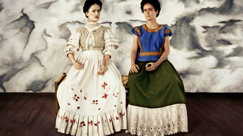 Navigating Between Truth and Invention in Frida