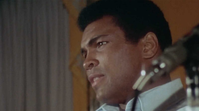 The Trove of Muhammad Ali Footage That Almost Went Unseen