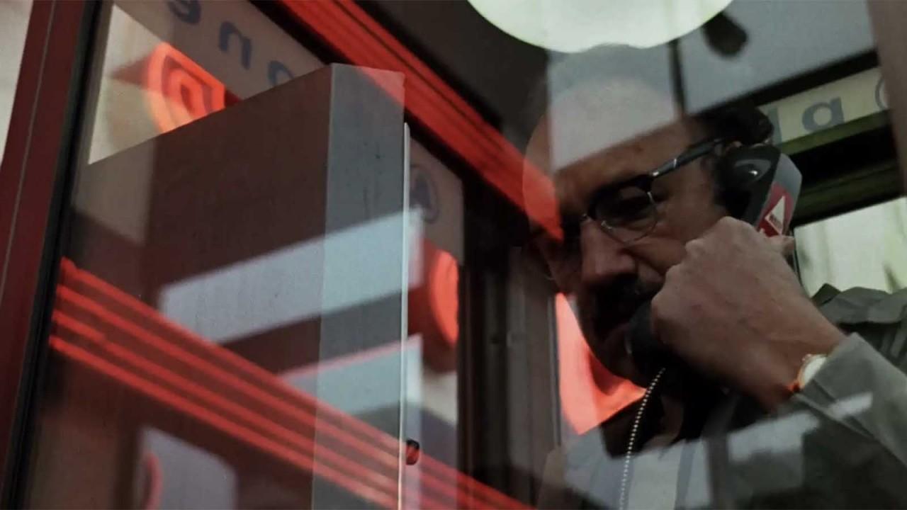 Cinema in the Surveillance Zone