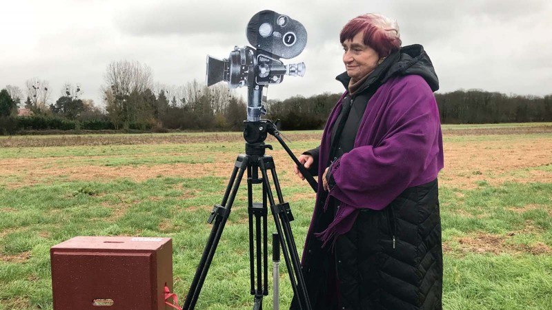 Agnès Varda Looks Back on Life and Art in Her Newly Released Swan Song