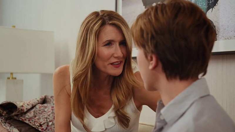 Accolades for Marriage Story and Laura Dern