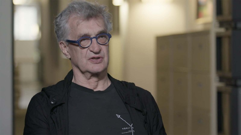 Wim Wenders Looks Back on the Digital Future He Predicted