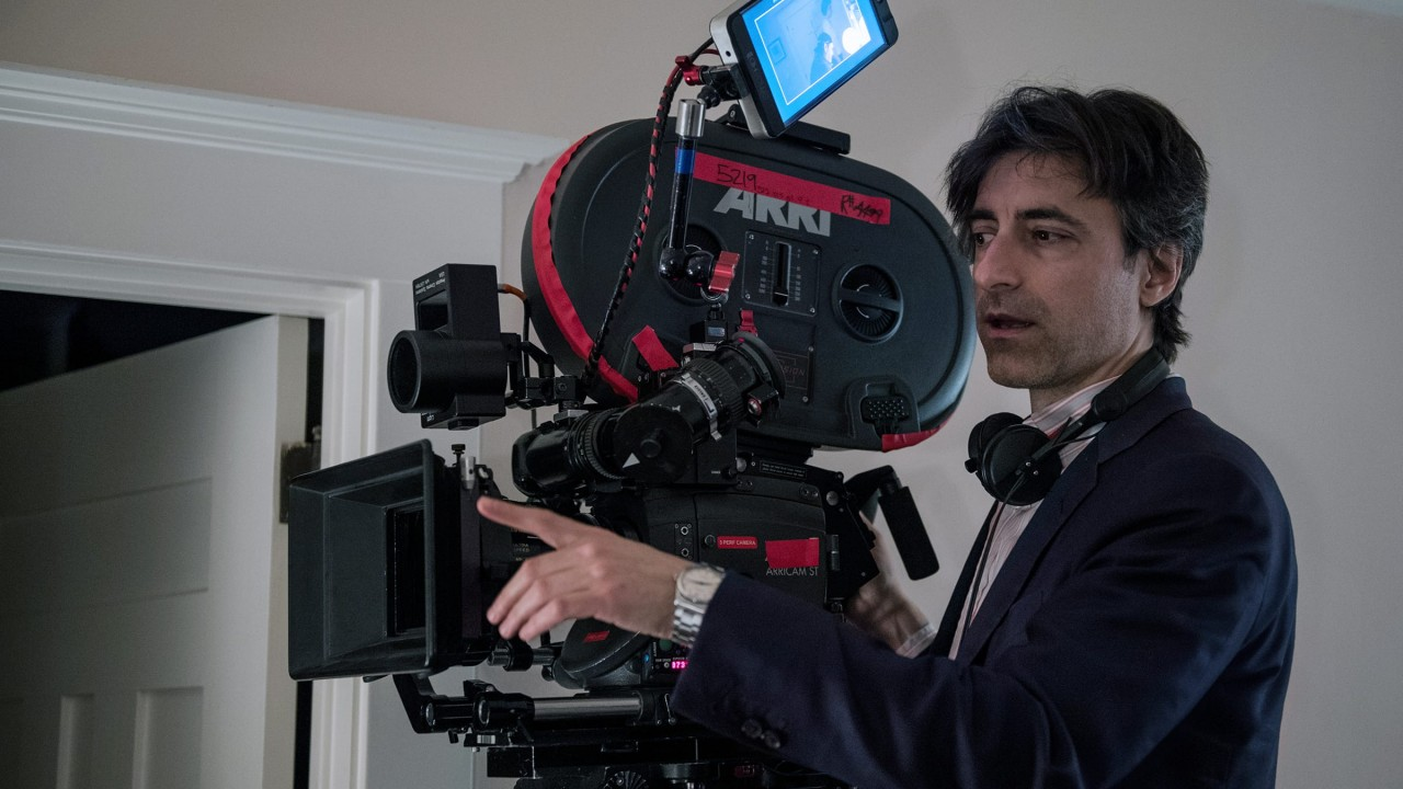 Curtain Call: Noah Baumbach on Making Divorce Cinematic
