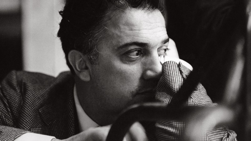 Celebrating Fellini at 100