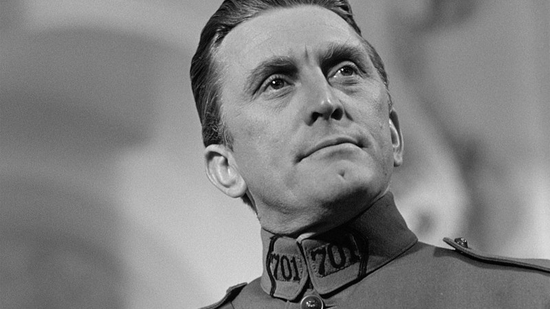 Kirk Douglas, the Fighter
