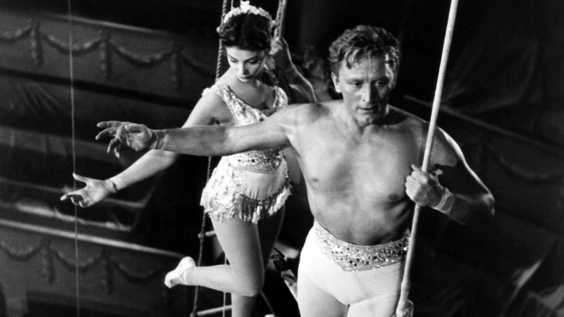 On the High Wire with Kirk Douglas