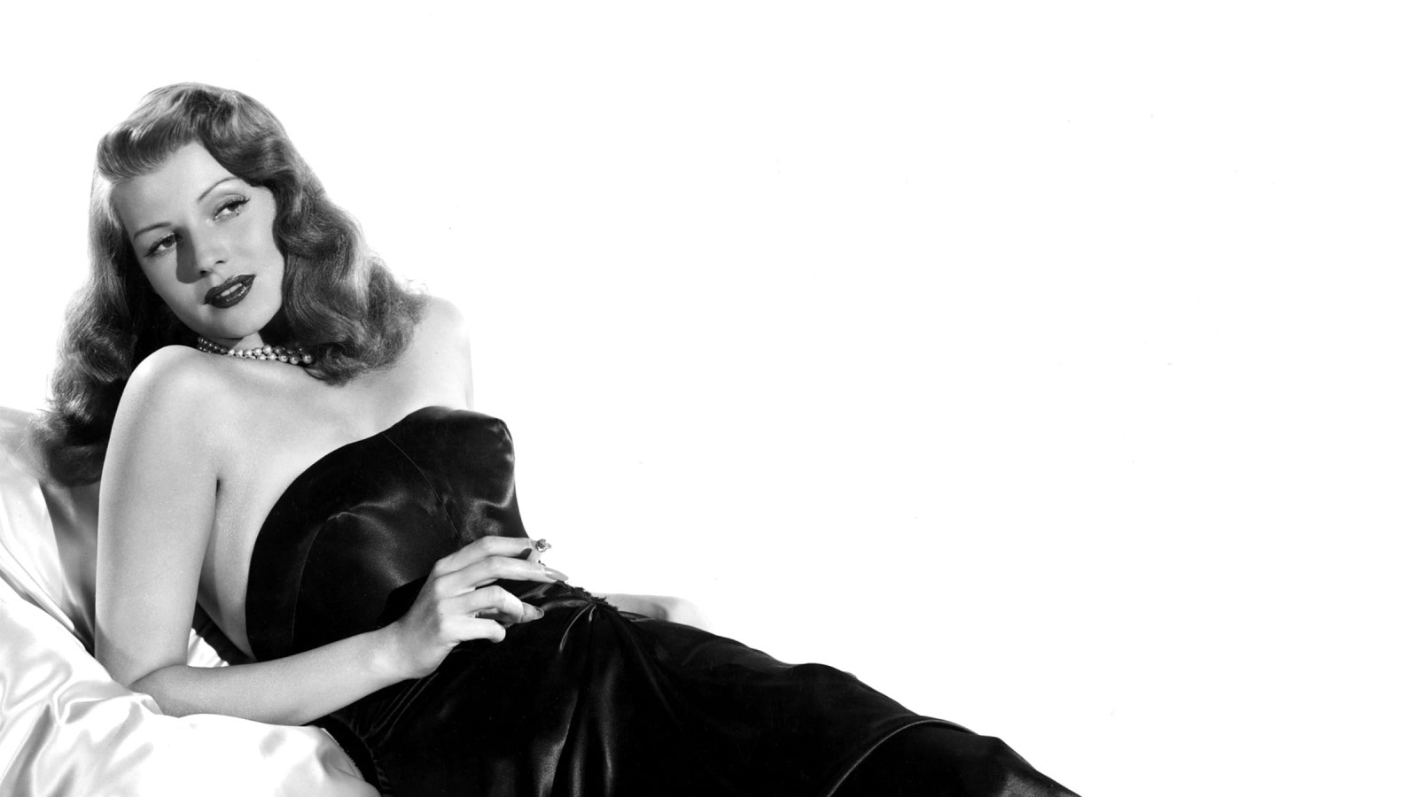 Rita Hayworth's Artful Indecency