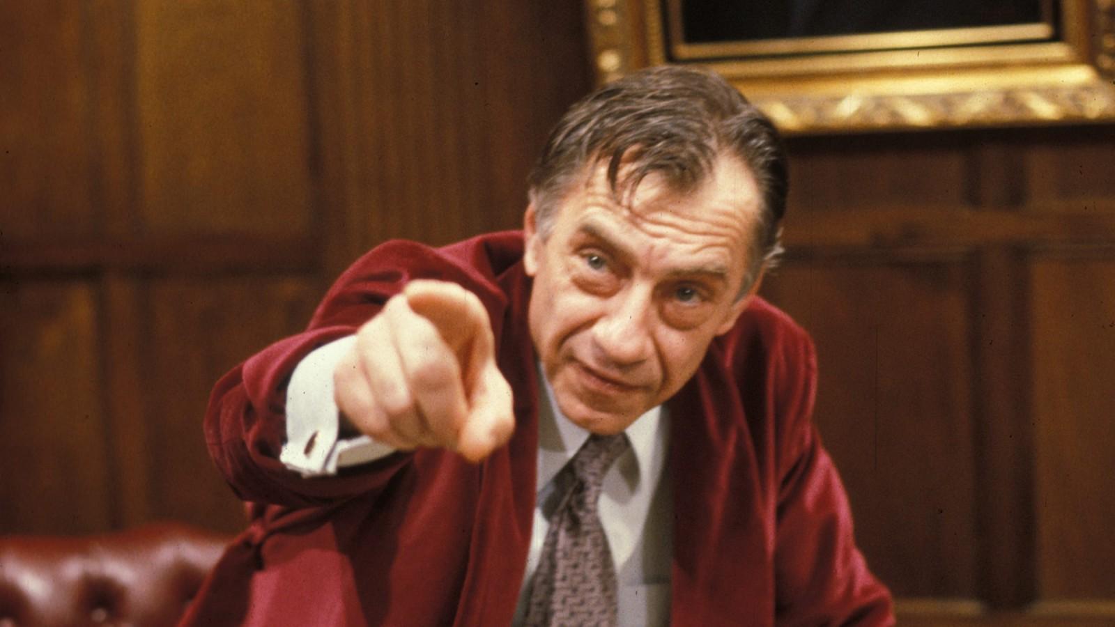 Defending Your Life: Philip Baker Hall in Secret Honor