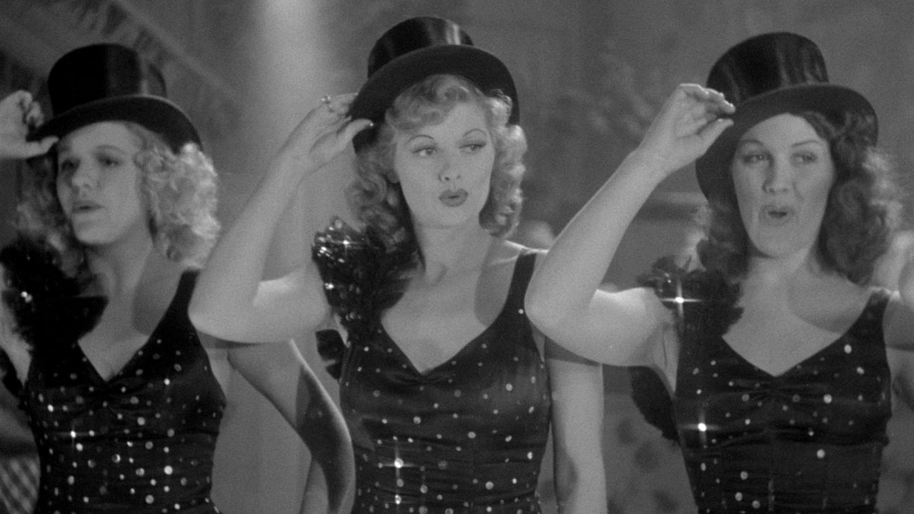 Dance, Girl, Dance: Gotta Dance