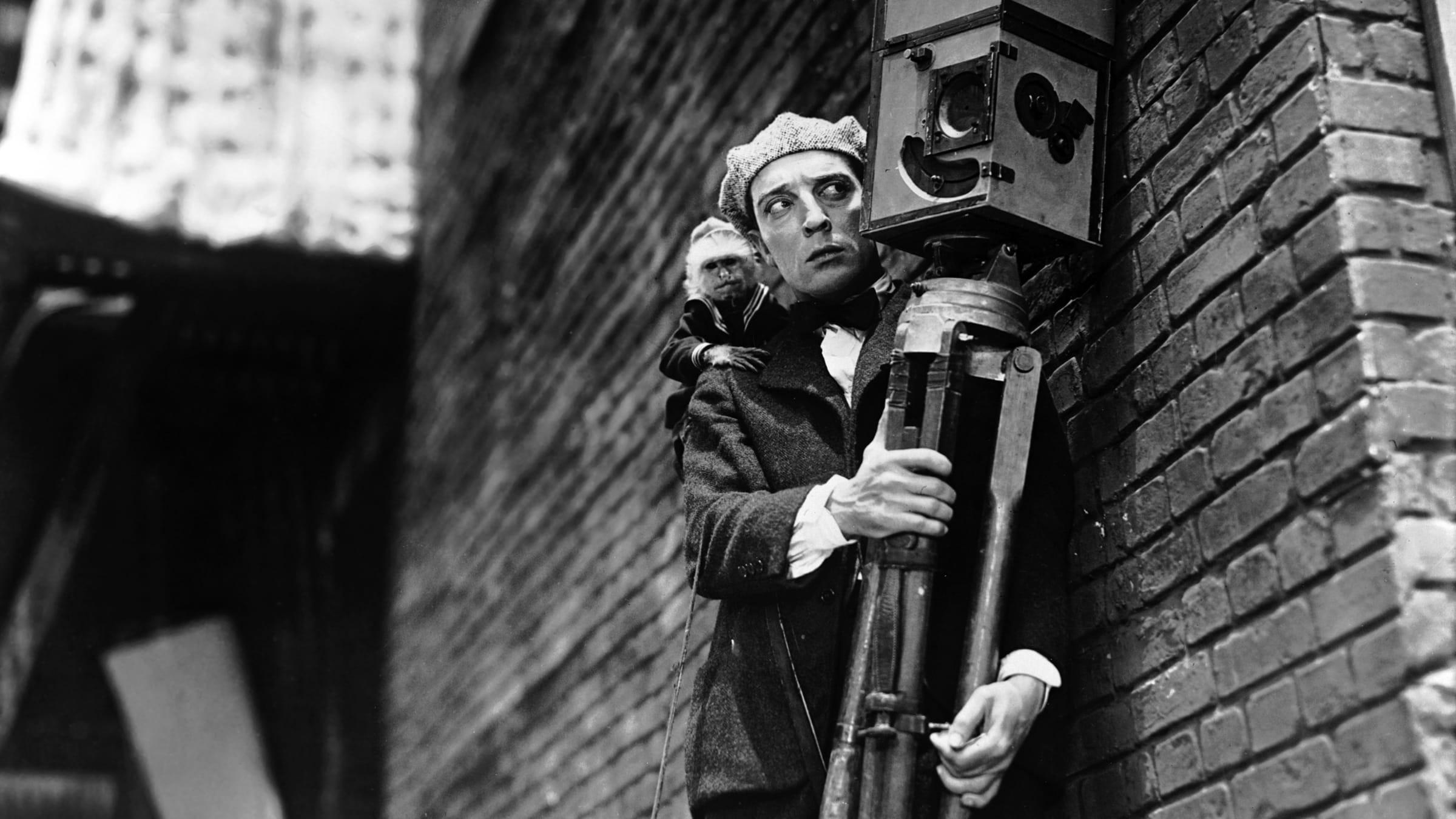 <em>The Cameraman: </em>Man with a Movie Camera