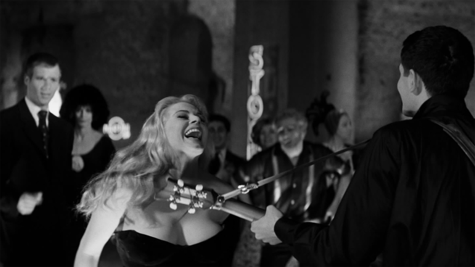 Party Time in Fellini Land