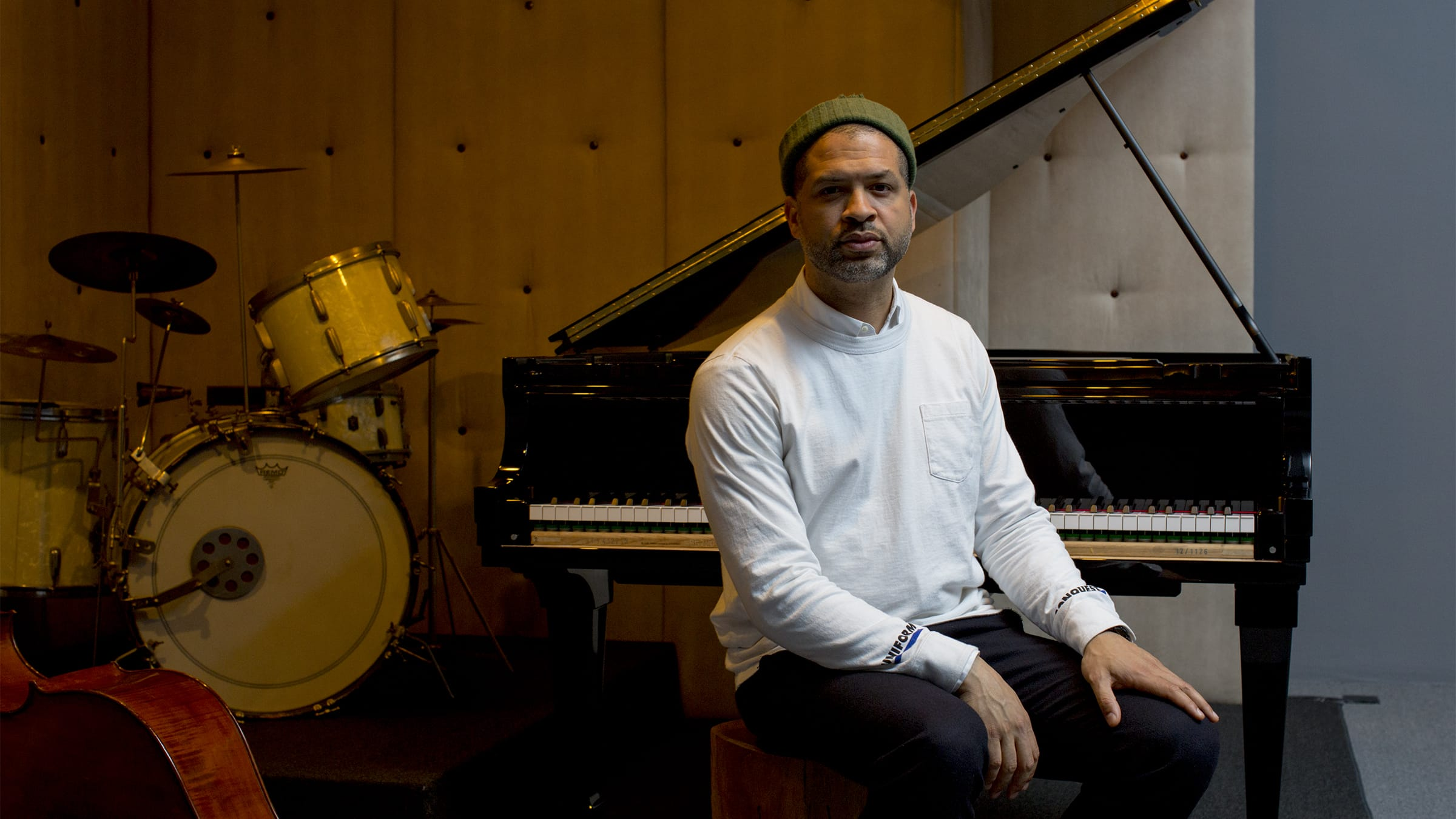 Jason Moran Journeys to the Dawn of Jazz Cinema