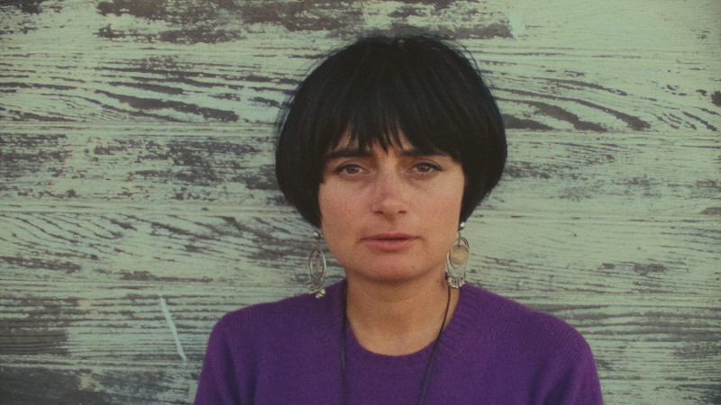 Four Ways of Looking at Agnès Varda