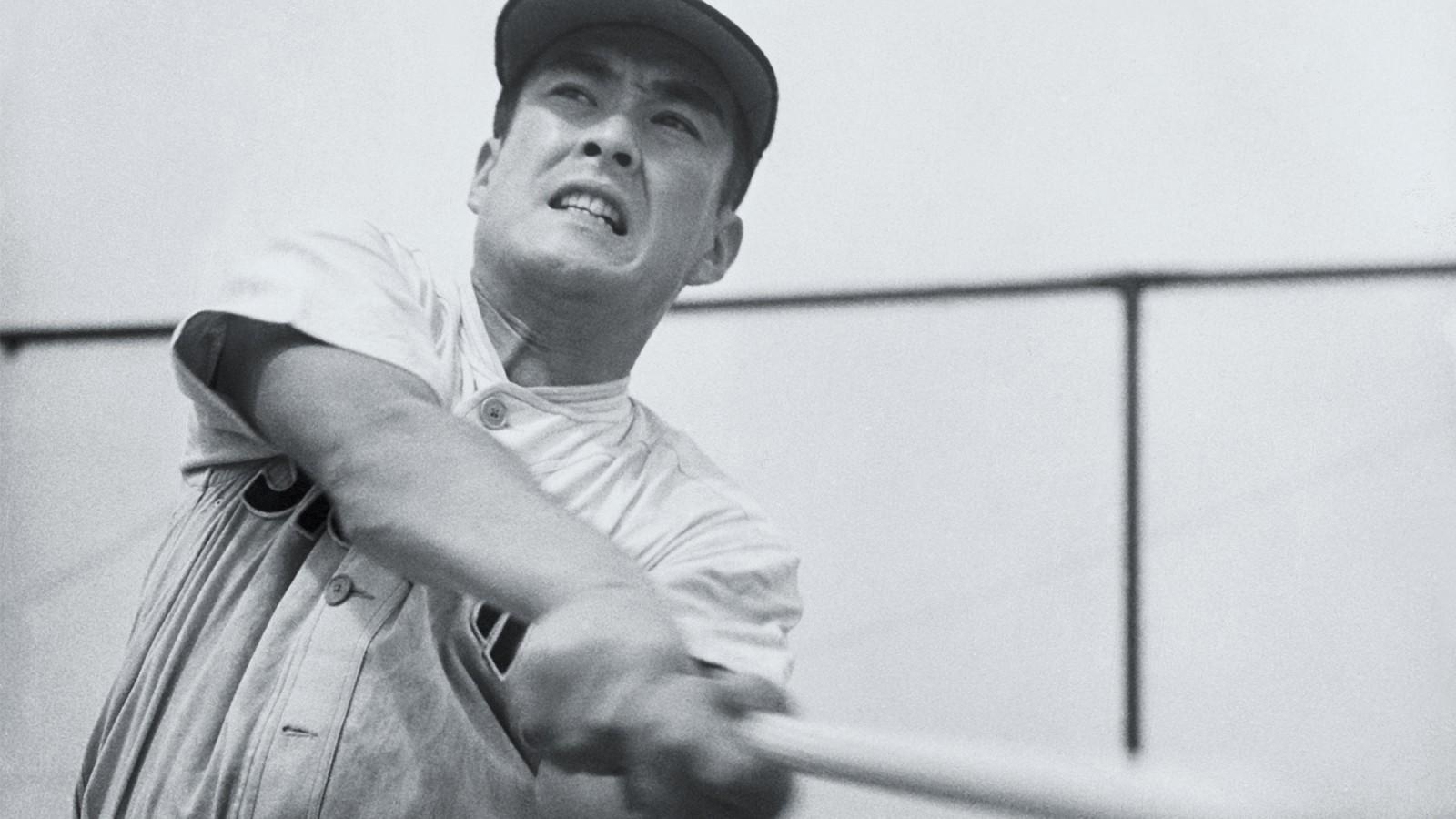 Masaki Kobayashi Plays Hardball