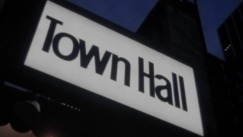 10 Things I Learned: Town Bloody Hall